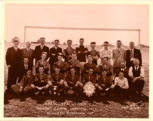 CHHS 1934 football